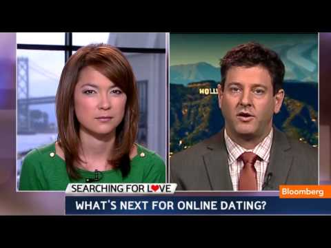 online dating - May 13 (Bloomberg) -- Spark Networks President and CEO Greg Liberman discusses the growth of online dating with Emily Chang on Bloomberg Television's 