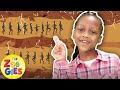 The Ants Go Marching | #ZouzouniaTV Nursery Rhymes & Kids Songs