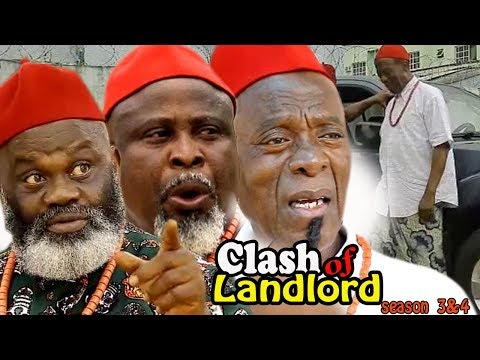 Clash Of Landlords Season 3 $ 4  - Movies 2017 | Latest Nollywood Movies 2017 | Family Movie
