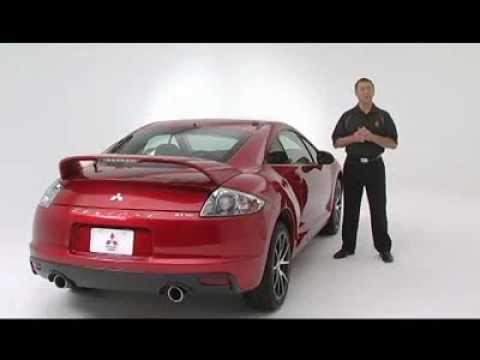 2012 Mitsubishi Eclipse Walk Around Video