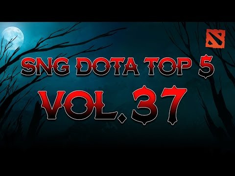 SNG Dota Top 5 vol.37