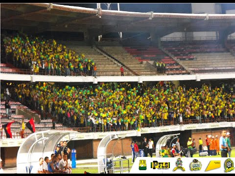 La fiesta en el cagadero, Clasico #192,13-oct-2014, puputa vs B/manga,Fortaleza Leoparda Sur 2014 - Fortaleza Leoparda Sur - Atlético Bucaramanga