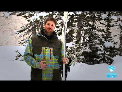2014 HEAD Venturi Ski Overview