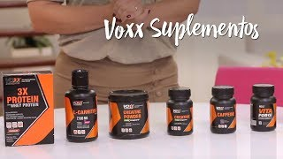 Voxx Suplementos