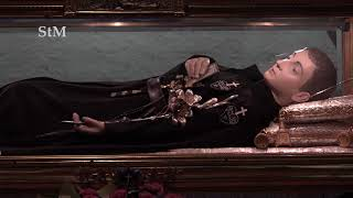 ST. GABRIEL OF THE SORROWFUL VIRGIN<br>Docu-fiction St. Paul of the Cross<br><i>40'' clip</i>