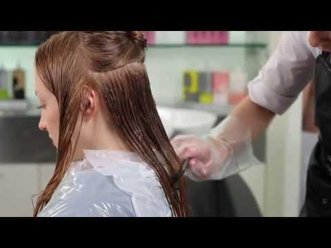 SILIS SILK 0: выпрямление осветленных и окрашенных волос