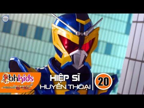 Siêu Nhân Hiệp Sĩ Huyền Thoại (Legend Heroes) Tập 20 : Hồ Điệp Mộng - Thời lượng: 23:05.