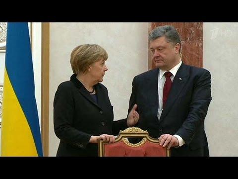 Год после соглашений в Минске по войне в Украине