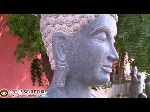 Meditating Garden Buddha Sculpture 85