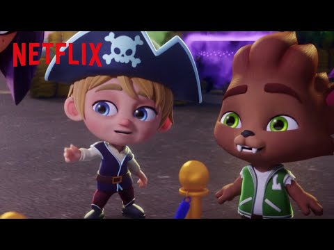 Super Monsters | Halloween For Everyone | Netflix