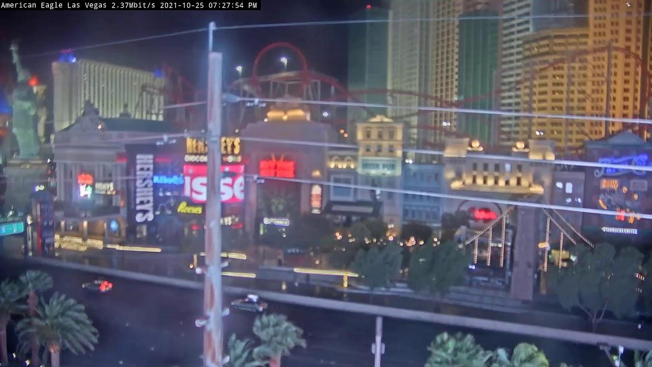エンタメの首都【ラスベガス】Las Vegas: AE View Live