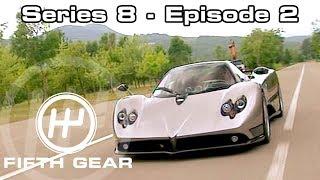 Fifth Gear: Series 8 Episode 2 by Fifth Gear