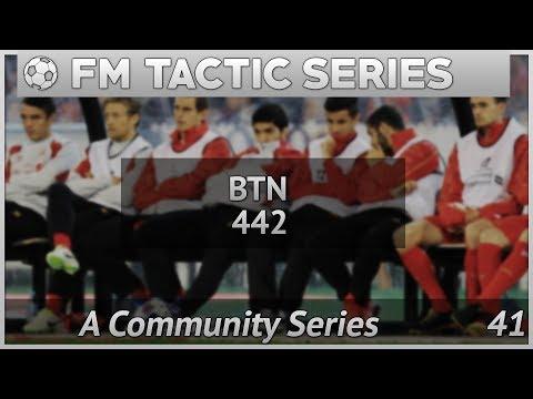 FM17 | FM Tactics - Season Finale ECL Final | Football Manager 2017