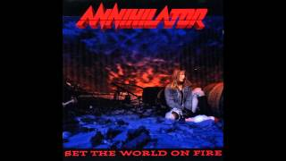 Annihilator - Sounds good to me