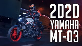 5. 2020 Yamaha MT-03 // 10 Things You Need To Know