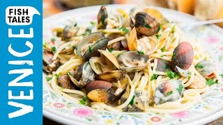 Spaghetti alle VONGOLE | Bart's Fish Tales by Bart's Fish Tales