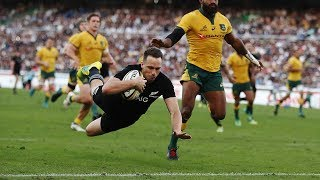 HIGHLIGHTS: All Blacks v Australia Third Test – 2018