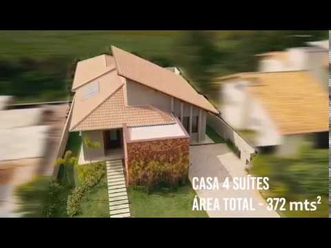 Casa em condomínio - Alphaville - Lagoa Dos Ingleses - Nova Lima - R$  1.850.000,00