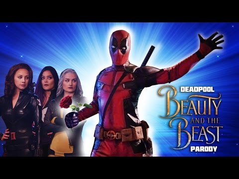 Deadpool Spoofs Gaston From Beauty and the Beast in This Funny Musical Mashup