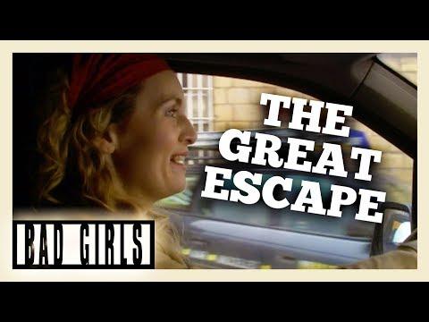 Shell, Denny and Shaz Escapes Larkhall | Season 3 Episode 7 | Bad Girls