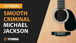 Download Lagu How to play SMOOTH CRIMINAL from Michael Jackson- ACOUSTIC GUITAR LESSON Mp3