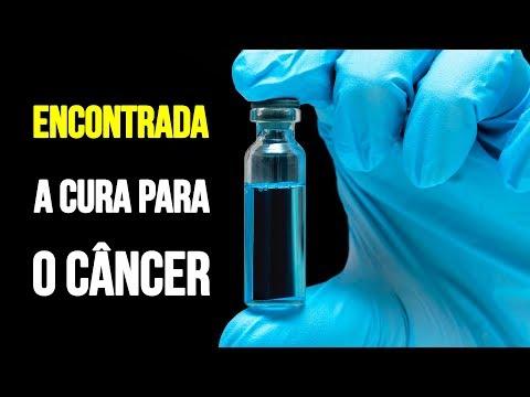 Descoberto tratamento universal para o câncer