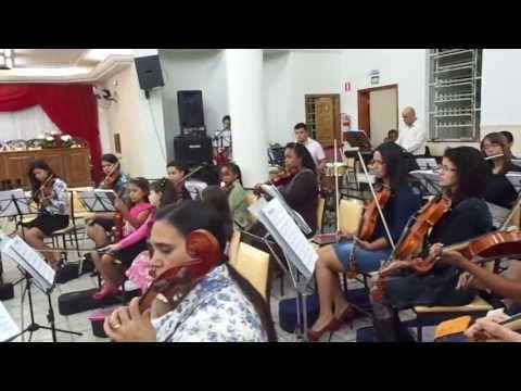 Orquestra akord's AD Porto Ferreira SP