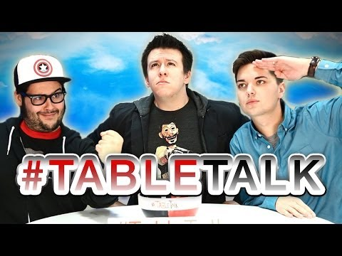 when - Heroes Reborn, exercise, and getting away with lying on #TableTalk! GET OUR OFFICIAL APP: http://bit.ly/aIyY0w More stories at: http://www.sourcefed.com Foll...