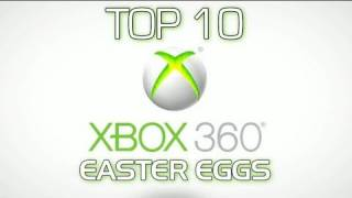 Top 10 Xbox 360 Easter Eggs of All Time! | Rooster Teeth