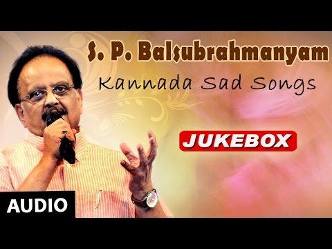Video SPB Songs | Kannada Sad Songs Jukebox | S.P Balasubramanyam Hits download in MP3, 3GP, MP4, WEBM, AVI, FLV January 2017