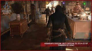 Assassin's Creed Unity Official E3 2014 Co-op Commented Demo [SCAN]