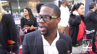 Kevin Hart Says Where He'll Be In Five Years | BET Experience