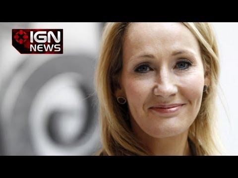 IGN News - J.K. Rowling's Secret Crime Novel Revealed