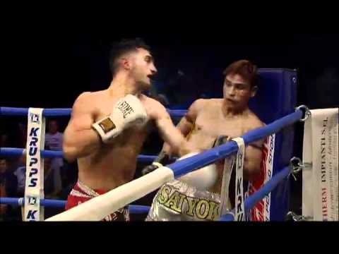 sayok - Janus Fight Night 2009.