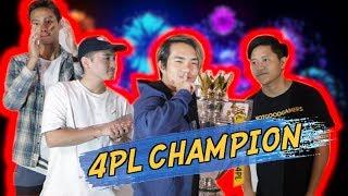 Video 4PL MATCH #12: FINAL MATCH MP3, 3GP, MP4, WEBM, AVI, FLV Agustus 2018