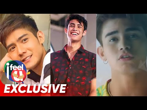Times 3 ang kilig with Robi Domingo, Donny Pangilinan, and Inigo Pascual! | Episode 10 | 'I Feel U'
