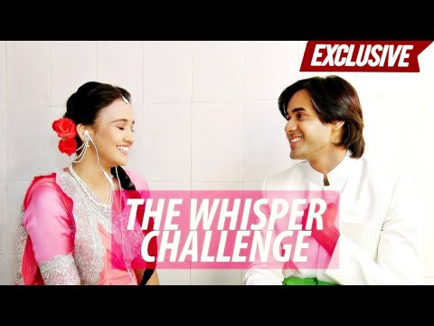The Whisper Challenge With Ashi Singh & Randeep Rai
