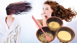 get shiny hair silky hair soft hair smooth hair naturally