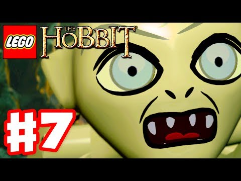 LEGO - Thanks for every Like and Favorite! They really help! This is Part 7 of LEGO The Hobbit Gameplay Walkthrough! This game focuses on the first two Hobbit films...