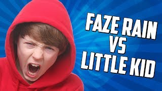 FaZe Rain 1v1's a Little Kid!