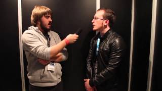 Interview with IdrA at WCS after his success