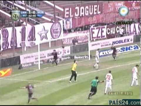 Lanús 3 - 0 Huracán (Clausura 2011)