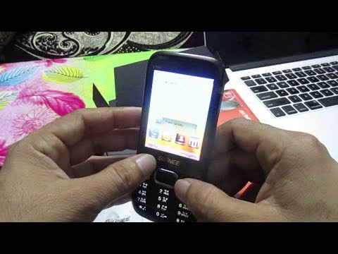 Unboxing of gionee L700 and its specifications.