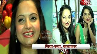 Download Video Gopi(Giaa Manek) and Rashi(Rucha Hasabnis) unites again in Saathiya MP3 3GP MP4