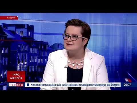 Mowa ciała zdradza wszystko: Katarzyna Lubnauer zaorała prezenterkę TVP.