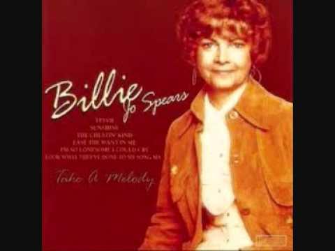 Billie Jo Spears - It's A Heartache lyrics