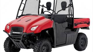 5. honda muv700 big red