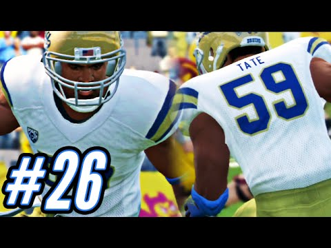 NCAA Football 14 Road to Glory – Part 26 – Trap Game?
