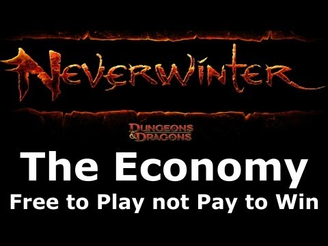 Neverwinter - Neverwinter - Economy Overview Release Date: April 30th 2013 Download the game when it comes out at http://playneverwinter.com *Invocation System (00:47) *In...