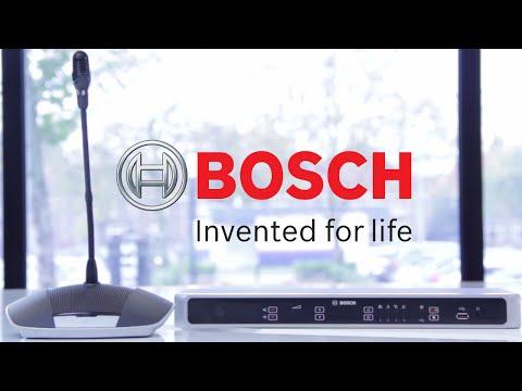 Bosch Security - CCS-1000D